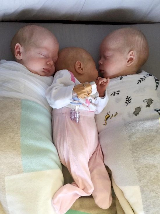 Ceturtā, šī pāra grūtniecība no brīnuma pārvērtās par sarežģītāko izvēli viņu dzīvē 6