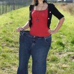 Trīs bērnu māte atbrīvojās no 70 kg, lai varētu līdzināties Andželinai Džolijai 18
