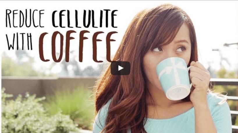 Video pamācība: Kā ar kafijas palīdzību atbrīvoties no celulīta