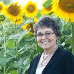 Savas sievas piemiņai vīrs iestādīja 160 hektārus ar saulespuķēm 2