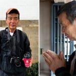 Pēc 10 gadu ilgas bezpajumtnieku fotogrāfēšanas,meitene viņu vidū atrada savu tēvu 8