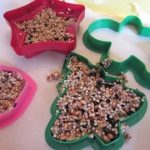Pagatavojiet kopā ar bērniem ziemas cienastu putniņiem 9