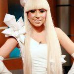 19 iespaidīgākās un prātā paliekošākās Lady Gagas frizūras 1
