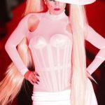 19 iespaidīgākās un prātā paliekošākās Lady Gagas frizūras 18