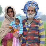 Stāsts par vīrieti, kurš 94 gados pirmo reizi kļuva par tēvu 3