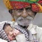 Stāsts par vīrieti, kurš 94 gados pirmo reizi kļuva par tēvu 5