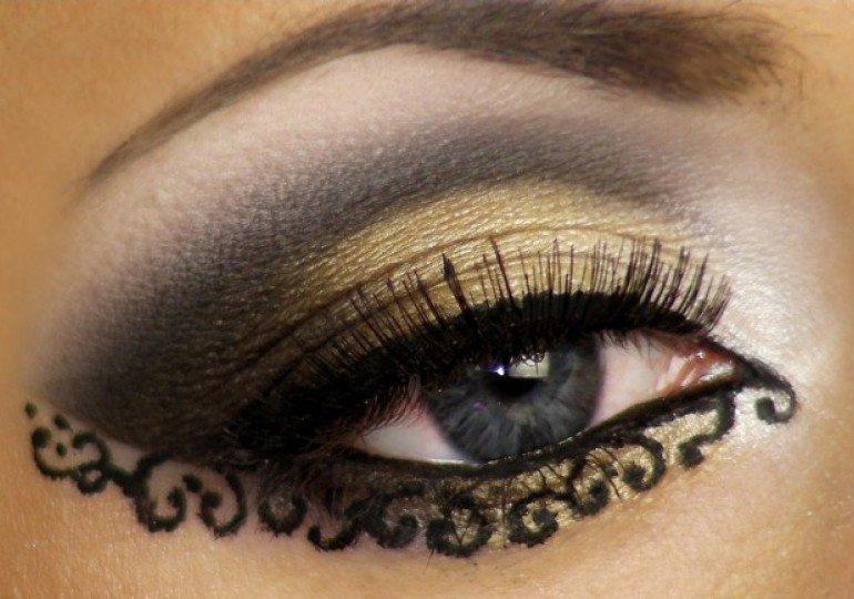 4 Make up viltības! Atklāj skaistuma niansi...