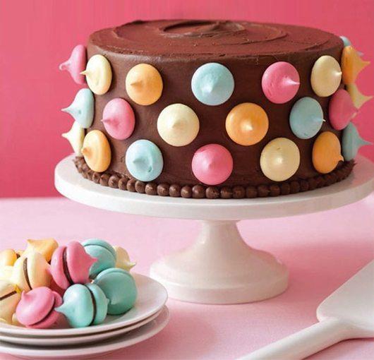 10 vienkārši, bet iespaidīgi veidi kā izdekorēt torti 8