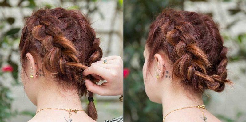 Ja nav laika mazgāt: 7 frizūru idejas, kā paslēpt taukainus matus 8