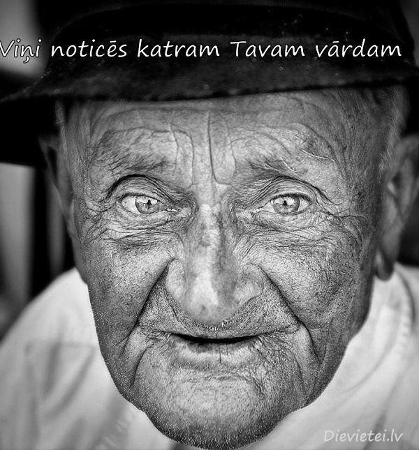 Aizkustinošs veltījums mūsu vecākiem un vecvecākiem - bildēs 13