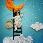 20 fantastiskas idejas kreatīvai zīdaiņu fotosesijai 21