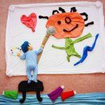 20 fantastiskas idejas kreatīvai zīdaiņu fotosesijai 8
