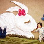 20 fantastiskas idejas kreatīvai zīdaiņu fotosesijai 7