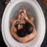 12 fantastiskas fotogrāfijas, kuras pierāda bērniņa piedzimšanas brīža burvību 12