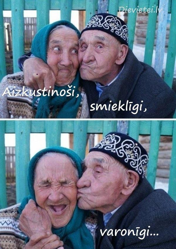 Aizkustinošs veltījums mūsu vecākiem un vecvecākiem - bildēs 1