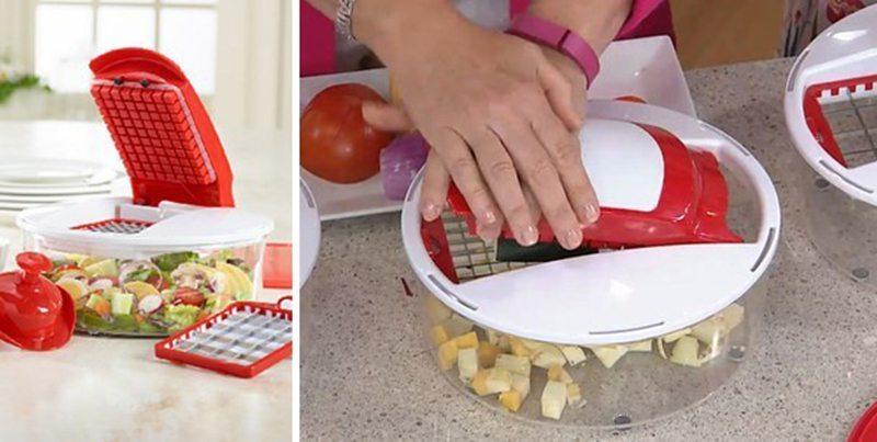 автомат для нарезки овощей