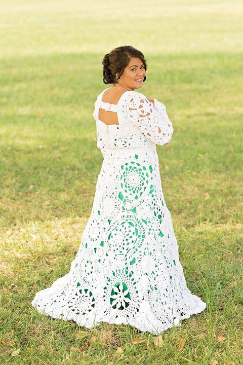 Savai greznajai kāzu kleitai viņa iztērēja tikai 70$! Iedvesmojies! 1