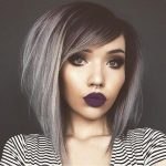 Šī rudens trends: 15+ paši stilīgākie tumšo toņu make-up piemēri 17
