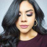 Šī rudens trends: 15+ paši stilīgākie tumšo toņu make-up piemēri 2