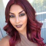 Šī rudens trends: 15+ paši stilīgākie tumšo toņu make-up piemēri 8