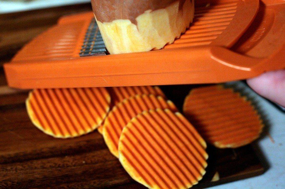 Ātri pagatavojama piedeva no medus ķirbja. Nebiju domājusi, ka tas ir tik garšīgi! 2