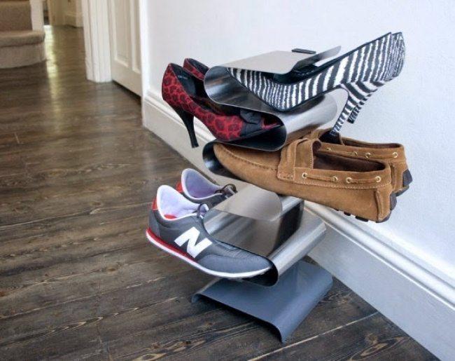 напольная полка для обуви