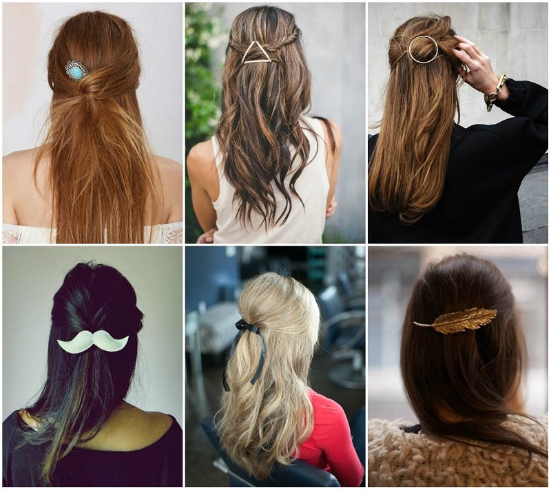 Ja nav laika mazgāt: 7 frizūru idejas, kā paslēpt taukainus matus 1