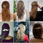 Ja nav laika mazgāt: 7 frizūru idejas, kā paslēpt taukainus matus 14
