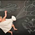 20 fantastiskas idejas kreatīvai zīdaiņu fotosesijai 14