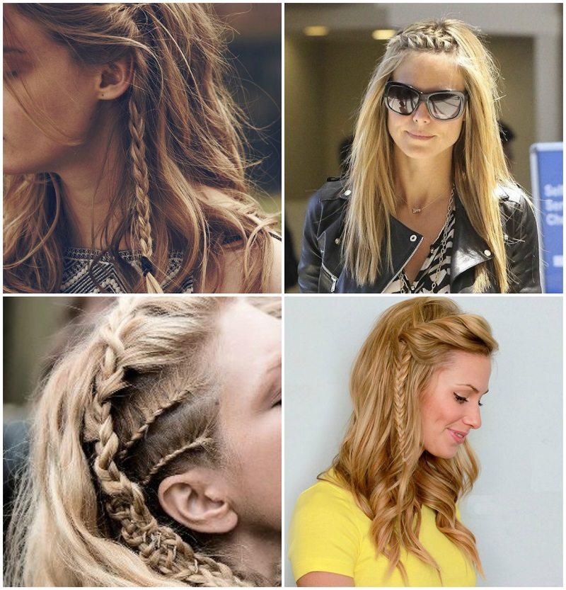 Ja nav laika mazgāt: 7 frizūru idejas, kā paslēpt taukainus matus 7