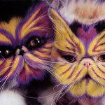 5 kaķu body-art piemēri. Ko tu par to domā? 4