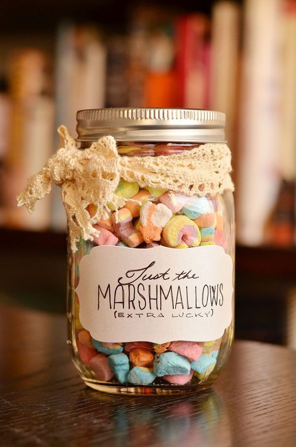 Lucky-Marshmallows-in-a-Jar