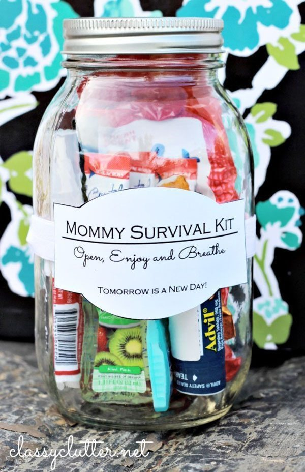 Mommy-Survival-Kit