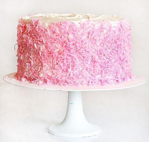 10 vienkārši, bet iespaidīgi veidi kā izdekorēt torti 14