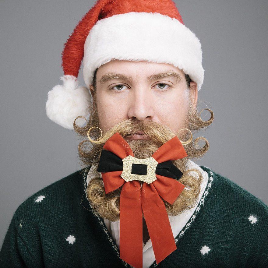 Ziemassvētki bārdās 4