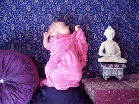 20 fantastiskas idejas kreatīvai zīdaiņu fotosesijai 18