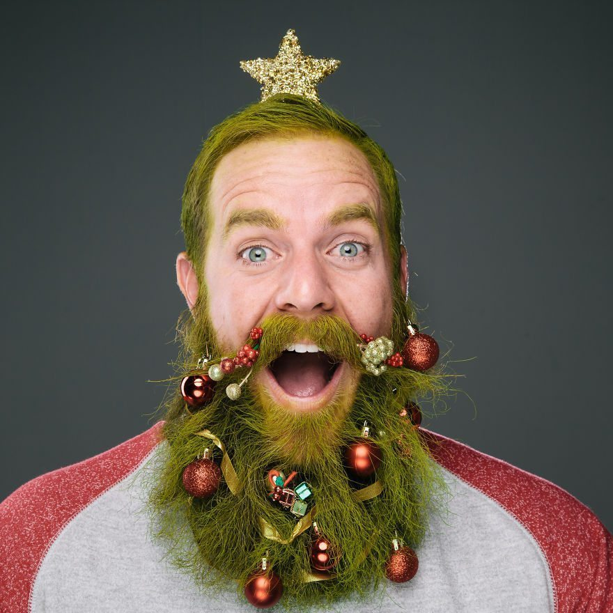 Ziemassvētki bārdās 1