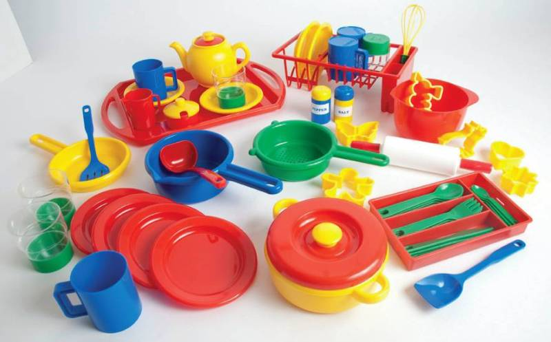 childcraft-durable-plastic-play-kitchen-dishes-pack-set-of-55-067739-kitchen-accessories-9