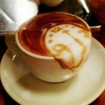 20 fantastiski zīmējumi kafijā 1