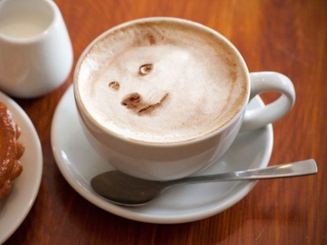 20 fantastiski zīmējumi kafijā 21
