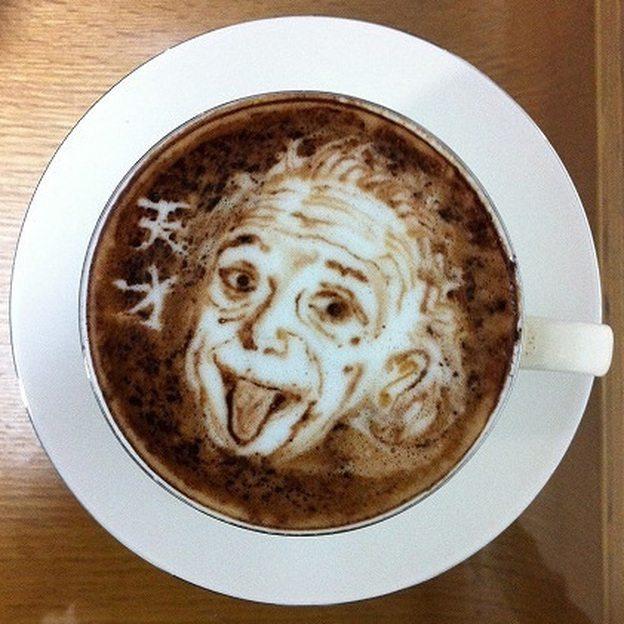 20 fantastiski zīmējumi kafijā 13