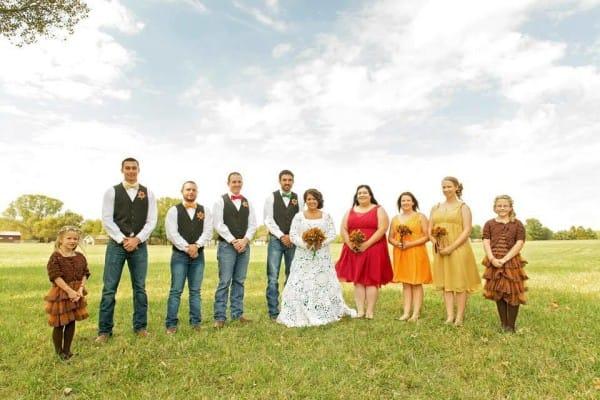 Savai greznajai kāzu kleitai viņa iztērēja tikai 70$! Iedvesmojies! 6