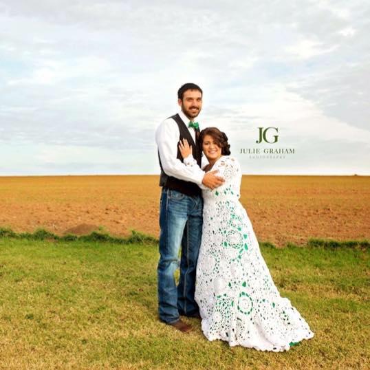 Savai greznajai kāzu kleitai viņa iztērēja tikai 70$! Iedvesmojies! 4