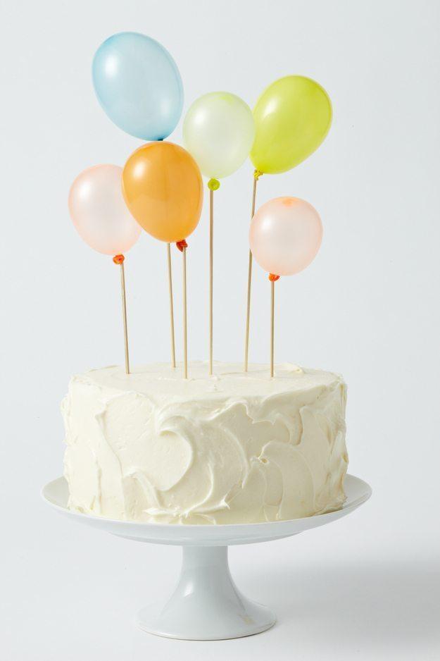 10 vienkārši, bet iespaidīgi veidi kā izdekorēt torti 13