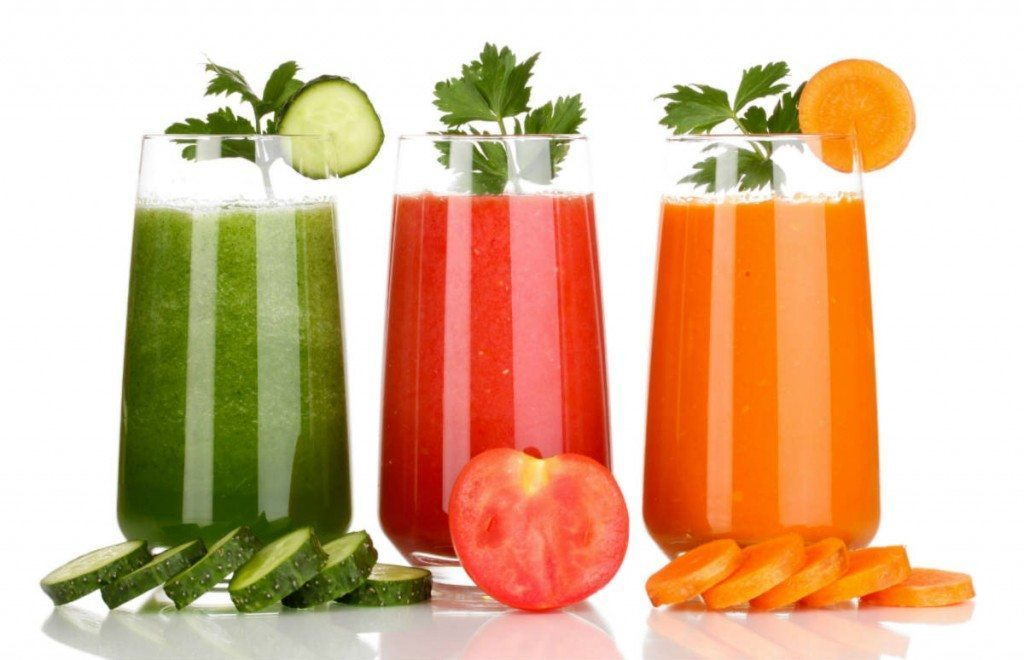 Īpaši veselīgās svaigi spiestās sulas, kuras arī vairos tavu skaistumu