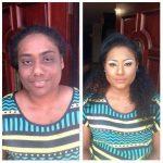 Briesmīgais skaistums. 9 ekstremālā make-up piemēri 4