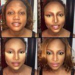 Briesmīgais skaistums. 9 ekstremālā make-up piemēri 7