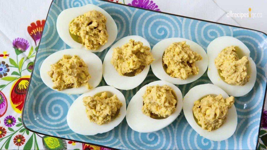 Vai zinājāt, ka olas var pildīt vismaz 22 dažādos veidos? Pārsteidziet savus viesus! 3