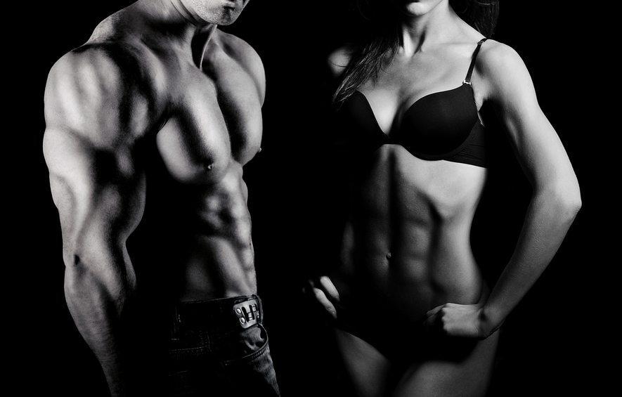 Ko darīt, lai iegūt  spēcīgu augumu un muskuļu reljefu