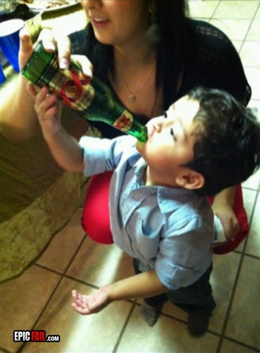 parenting-fail-kid-drink